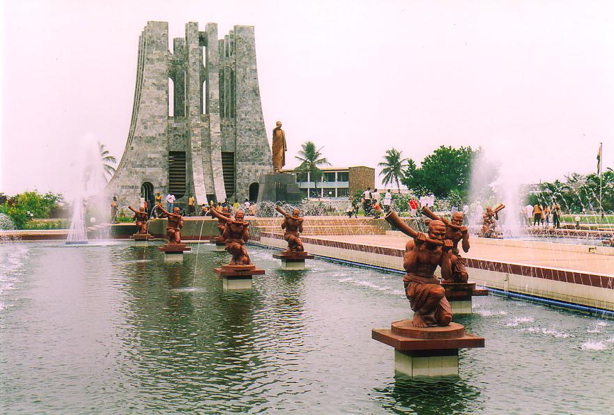 Столица Ганы - Аккра