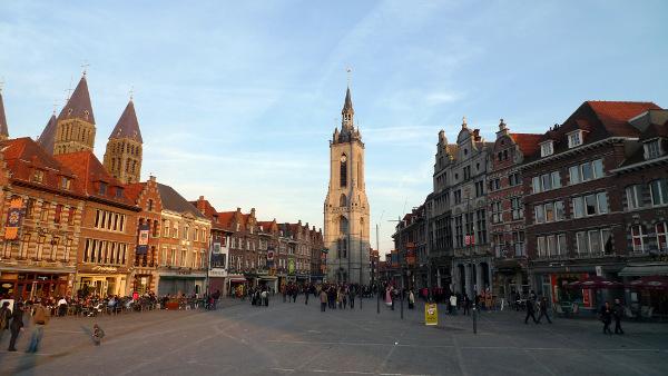 Бельгия. Площадь Гранд-Плас