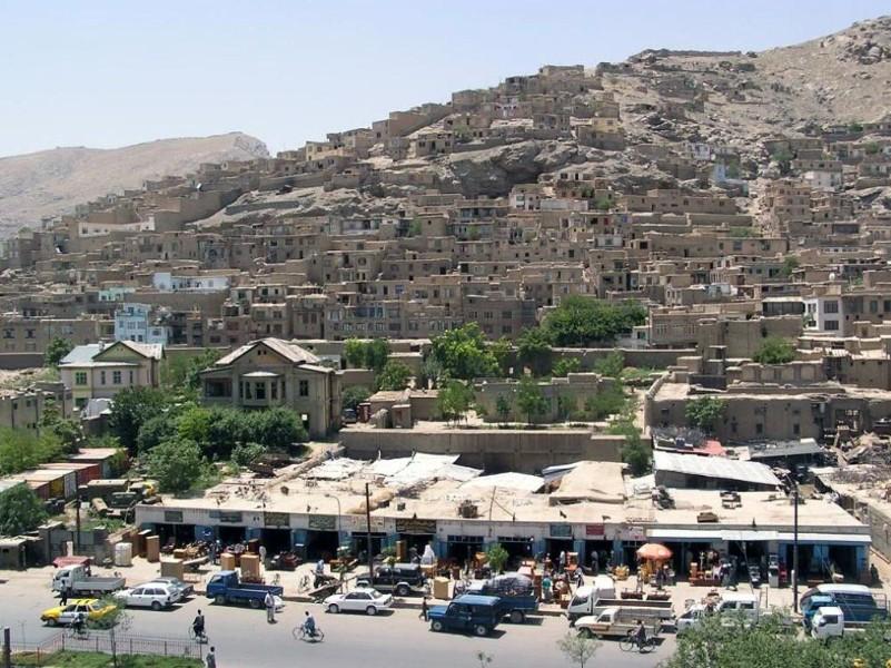 Кабул. Столица Афганистана