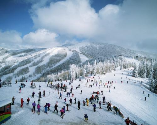 лыжные курорты Андорры