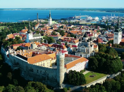 Столица Эстонии - Таллин