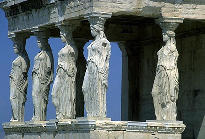 Греция достопримечательности