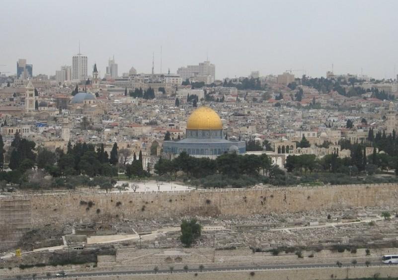 Израиль - столица Иерусалим