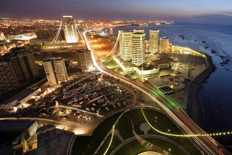 Столица Ливии - Триполи