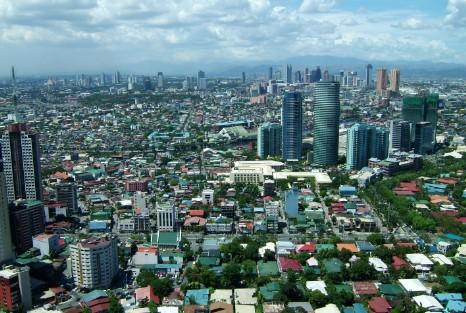 Столица Филиппин город Манила