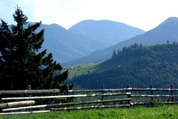 природа Румынии