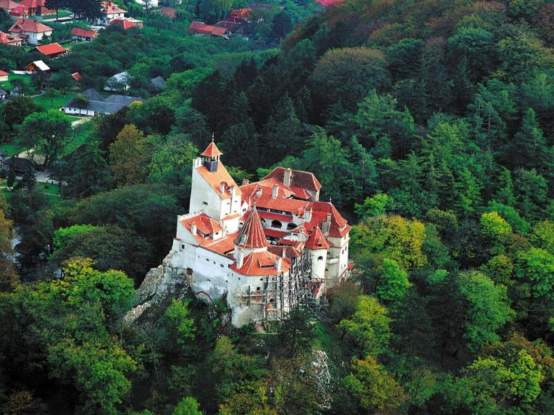Замок Бран. Трансильвания
