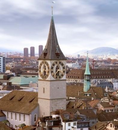 Швейцария - Цюрих