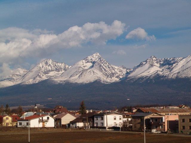 Словакия.фото. Татры